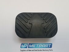 Genuine Countax/Westwood Ride On Mower Forward Foot Pedal Rubber