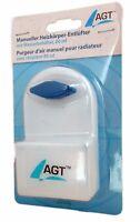 Heizkörper Entlüfter manuell mit Wasserbehälter 80ml AGT NX9070