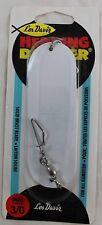 LUHR JENSEN HERRING DODGER 3/0 WHITE 5140-030-0085