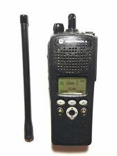 Motorola XTS2500 VHF 136-178MHz P25 Digital Radio Latest Firmware Free Program