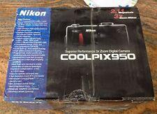 Nikon Coolpix 950, Nikon SB-27 flash, Nikon SB-10 flash, and more