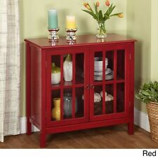 Cabinets With Glass Doors Storage Display China Small Buffet Kitchen Cupboard