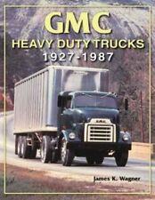 Gmc Heavy-Duty Trucks 1927-1987 Book