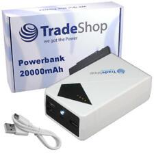 USB Powerbank Mobiler Akku 20000mAh für  Garmin Etrex Vista C / CX / HCX