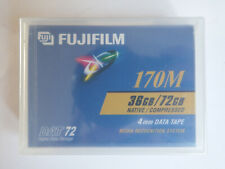 Fujifilm DAT72 / DAT 72 Data Tape/Cartridge 36/72GB 170M 4mm DDS5 NEW