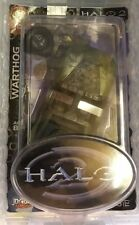 "Rare Joyride/RC2 Halo 2 Ltd Ed ""Battle Damage"" Warthog On Exc Card"