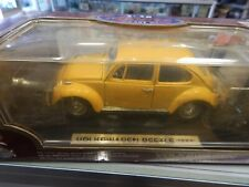 1:18 SCALE diecast VW BEETLE 1967 version with box ROAD LEGENDS