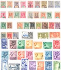 SEYCHELLES 1890 - 1980 Collection (141) CV $271+
