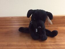 """NEW RETIRED TY """"BEANIE BABIES COLLECTION PUPPY """"LUKE"""" W/ERROR TAG"""