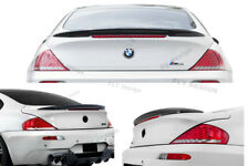 BMW e63 coupe m6 2004-2008 type v alerón kraftvolle optik extension modifikation