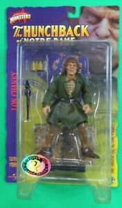 """Sideshow Collectibles Toys HUNCHBACK OF NOTRE DAME 8"""" Action Figure, MIP"""