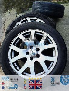 "Range Rover 19"" inch alloy wheels & tyres - Quantity : 4"
