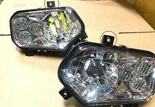 13-20 POLARIS RZR 570 & 570 S LED CONVERSION HEADLIGHTS KIT / RZR 900 XP STYLE!
