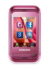 Samsung Champ c3300i SWEET PINK SMARTPHONE 1.3 MP fotocamera 3300i senza SIM-lock NUOVO