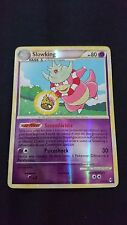Pokemon Carta SLOWKING HOLO BRILLANTE RARE 32/95 Italiano  ed.2011