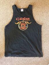 Vintage THE OZZFEST 2000 Tank Top Size L Ozzy Osbourne