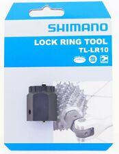 "Shimano TL-LR10 LockRing Tool for Disc Rotor & HG Sprockets/Cassette, 1/2"" Drive"