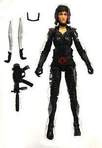 "Loose Gi Joe Snake Eyes Movie 6"" Figure Classified Baroness #19 Figure"