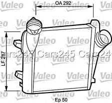 PORSCHE Cayenne VW Touareg 2002- Intercooler VALEO 2.5-5.0L TDI