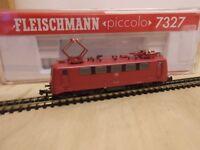 Fleischmann N 7327 E - Lok BR 141 414 - 3 der DB Neuwertig in OVP