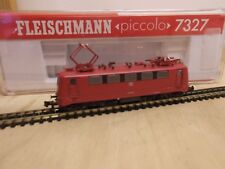 Fleischmann N 7327 E - Locomotive BR 141 414 - 3 de DB de valeur