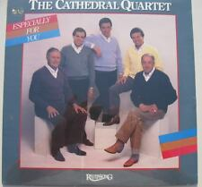 Cathedral Quartet Especially For You 1985 vinyl LP factory Sealed