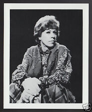 CAROL BURNETT Actress TV Show 1995 WHO'S WHO GAME CANADA PHOTO TRIVIA CARD