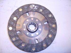 "fits Power King Jim Dandy Economy NEW tractor clutch  6""  disc up to sn 62749"