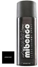mibenco 71429005 Flüssiggummi SPRAY, 400 ml, schwarz matt