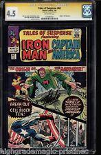 Tales Of Suspense #62 Cgc 4.5 Stan Lee Origin Of Mandarin Cgc #1116987021