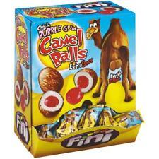Fini Bubble Gum Camel Balls 200 Stück - Extra sauer und Glutenfrei (1er Pack)
