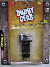 17019 Hobby Gear 1/24 Large Air Compressor Great For Dioramas & G Scale Trains