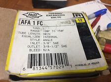Alco Controls AFA 1 FC Thermo Valve Angle Type Expansion 681344570291