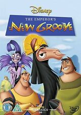 THE EMPERORS NEW GROOVE Original Walt Disney David Spade, John NEW UK R2 DVD