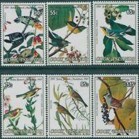 Cook Islands 1985 SG1015-1020 Birds set MNH