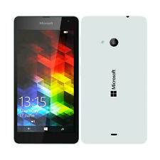 Nokia Lumia 535 Microsoft Windows Mobile Cell DUAL SIM Phone 8GB White Unlocked