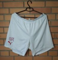 Switzerland Swiss Shorts Size XL Soccer Puma Football