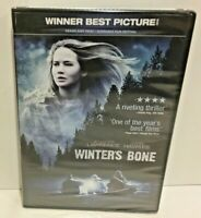 Winters Bone DVD Jennifer Lawrence John Hawkes Best picture Sundance New