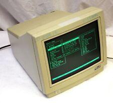 Vintage Digital D 00006000 Ec Vt510-B4 Terminal, Green Crt, Can Use Pc or Lk450 Keyboard