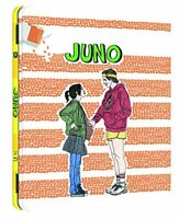 Juno Steel Pack [Blu-ray] [DVD][Region 2]