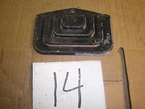 1954 1955 CADILLAC FLEETWOOD ELDORADO 62 60 KICK PANEL VENT GRILLE GRILL AIR OEM