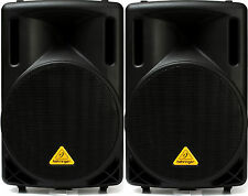 (2) New Pair Behringer Eurolive B212XL 800w Buy it Now! Make Offer Auth Dealer!