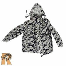 Recon Stash - Urban Camo Jacket w/ Hood - 1/6 Scale Merit - Action Figures