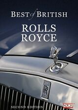 Rolls Royce - Best of British (New DVD) The full and in depth story Wraith 10hp