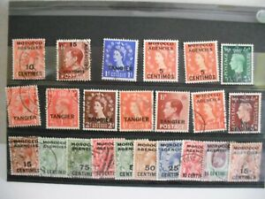 Collectables>Stamps>British Commonwealth>Morocco Agencies/Tanger