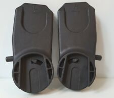 Pair iCandy Strawberry Maxi Cosi Cabriofix Pebble Car Seat Adapters Adaptors