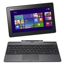 """ASUS Transformer Book T100TA Windows 8 Wi-Fi Tablet 64GB 10.1"""" Z3775 Keyboard"""