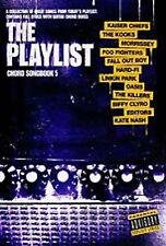 The Playlist Chord Songbook 5 Guitar Sheet Music Book B73