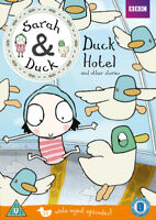 Sarah and Duck: Duck Hotel and Other Stories DVD (2016) Tim O'Sullivan cert U