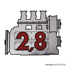 Finestrino Posteriore Motore Adesivo,Porsche Tutti i Modelli,911.701 102.00